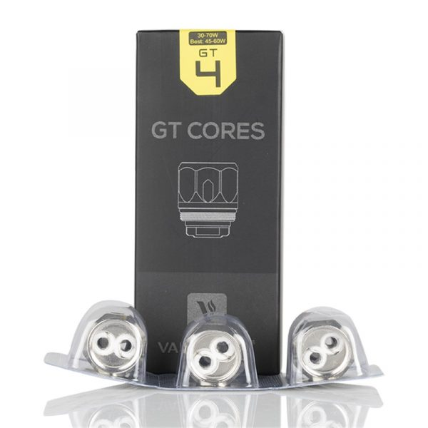 Vaporesso NRG GT Replacement Coils  GT 4 Coil Top View