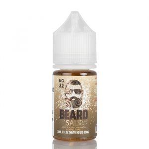 no. 32  beard salts eliquid  30ml 1