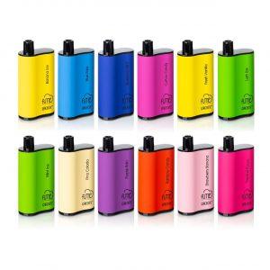 Fume Infinity   Flavors  00394.1626882120