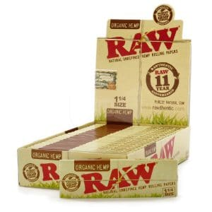 RAW Organic 1 14