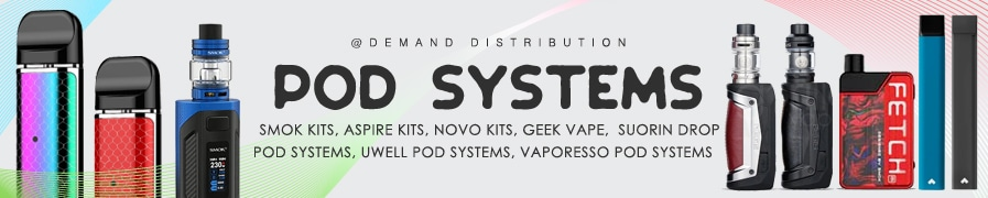 pod systems banner