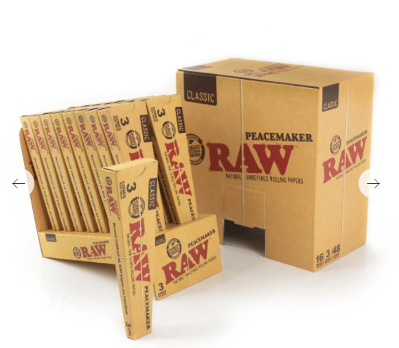 raw peacemaker cones